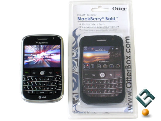 OtterBox Impact Series Sleeve For The BlackBerry Bold