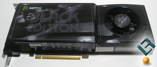 XFX GeForce GTX 260 Black Edition Video Card Review