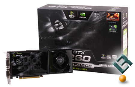 XFX GeForce GTX 260 Core 216 Retail Box