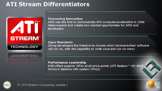 ATI Stream Update for Radeon HD Graphics Cards