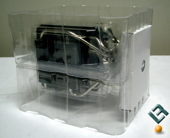 Cooler Master V8 CPU Cooler Packing