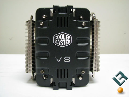 Cooler Master V8 CPU Cooler Review
