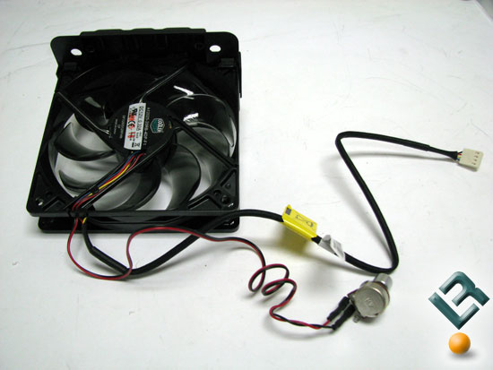 Cooler Master V8 CPU Cooler Fan