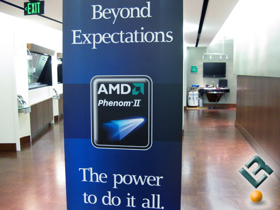 AMD Phenom II X4 Processor Breaks 5GHz on LN2
