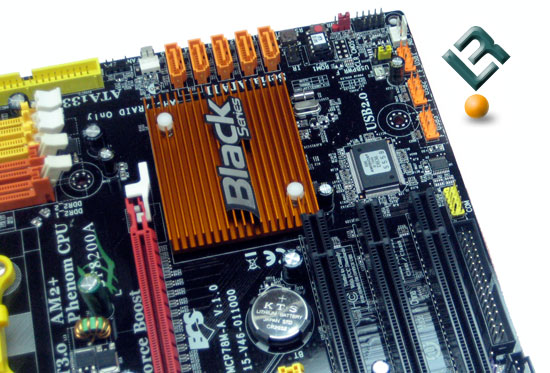 ECS 8200A Motherboard Review