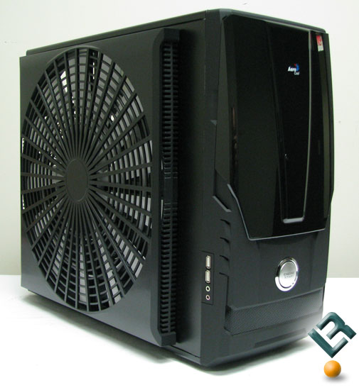AeroCool AeroRacer Pro PC Case Review