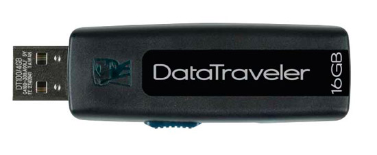 Kingston DT100 16GB Flash Drive