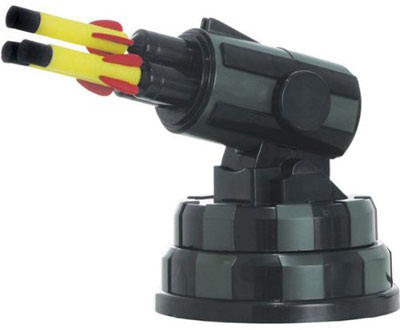 USB 2.0 Powered Missile Launcher