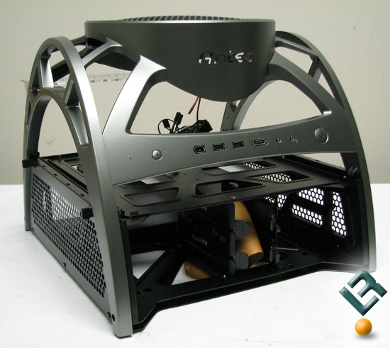 Antec Skeleton Open Air PC Case Review