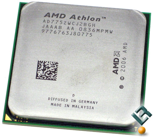 AMD Athlon 64 X2 7750 CPU