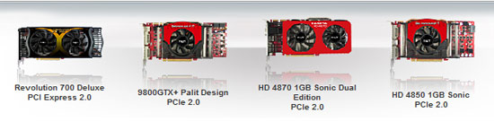 Palit Video Cards