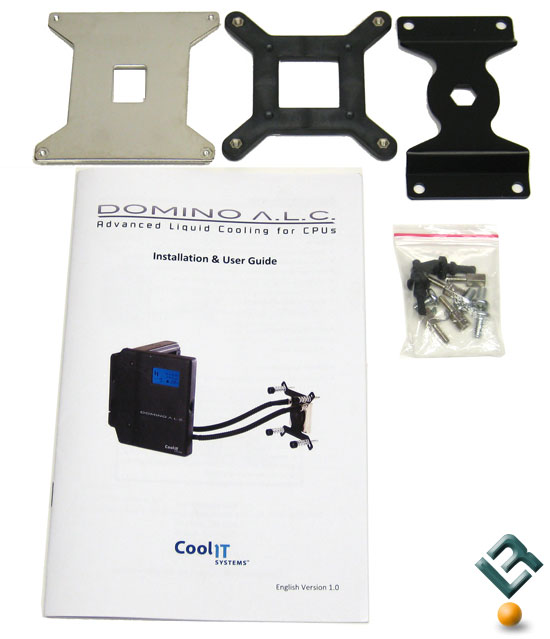CoolIT Systems Domino A.L.C. Water Cooler Bundle