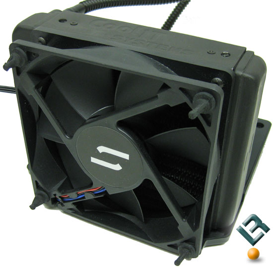 CoolIT Systems Domino A.L.C. Water Cooler Fan