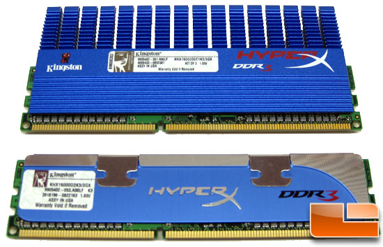 Kingston ULL DDR3 HyperX T1 Memory Modules