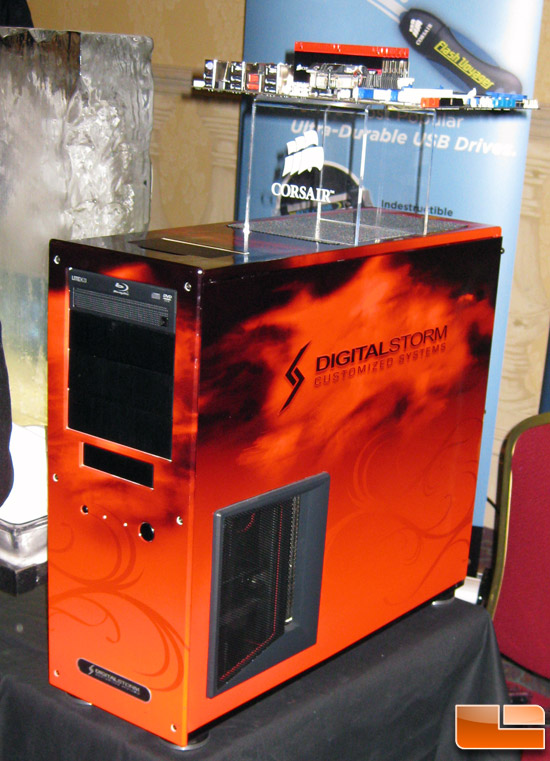 Digital Storm PC
