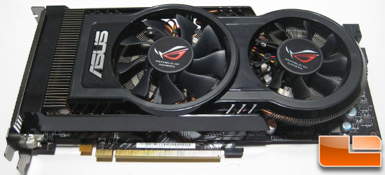 ASUS EAH4870 Matrix 512MB Video Card Review