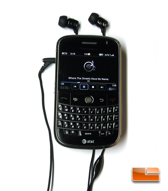 Vibe 2 with Blackberry Bold