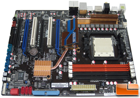 ASUS M4A79T Deluxe Motherboard Review