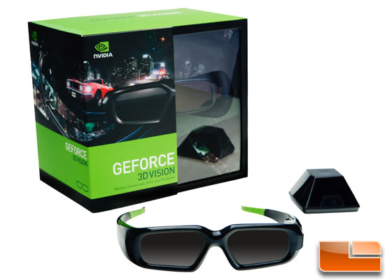 NVIDIA GeForce 3D Vision Retail Box