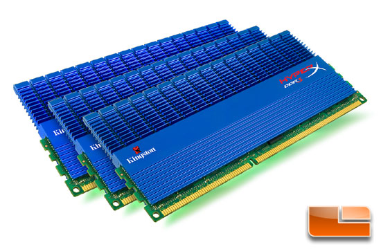 Kingston Triple Channel DDR3 2000MHz