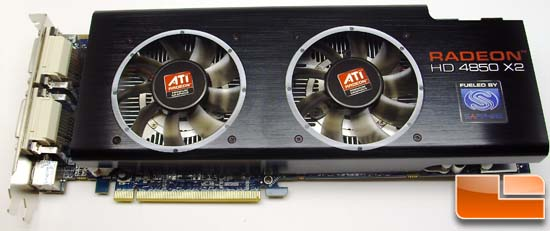 Sapphire Radeon HD 4850 X2 Video Card Review
