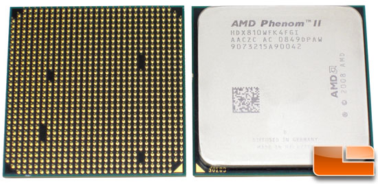 AMD Phenom II X4 810 Processor Overclocking