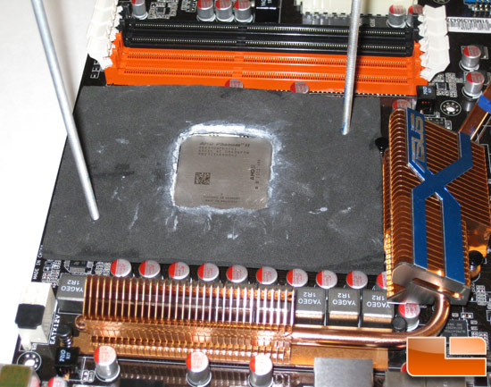 AMD Phenom II 810 & 720 BE Processor Dry Ice Overclocking
