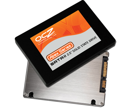 OCZ Apex Series 120GB SATA II SSD Review