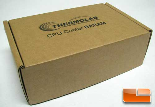 Thermolab Baram LGA775 CPU Heak Sink Cooler