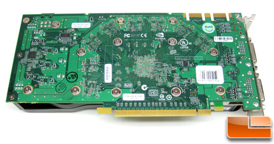 BFG Tech GeForce GTS 250 Video Card DVI Connectors