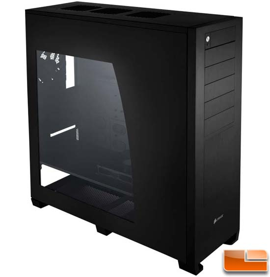 Corsair Designs an Enthusiast ATX Case