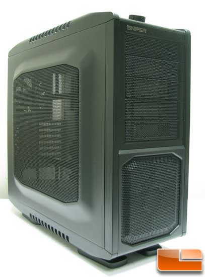Cooler Master Storm Sniper Black Mid-Tower Case Review