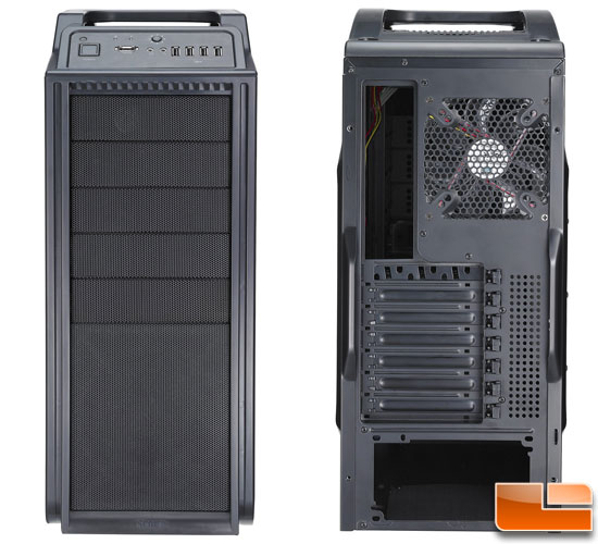 Cooler Master Scout ATX Chassis