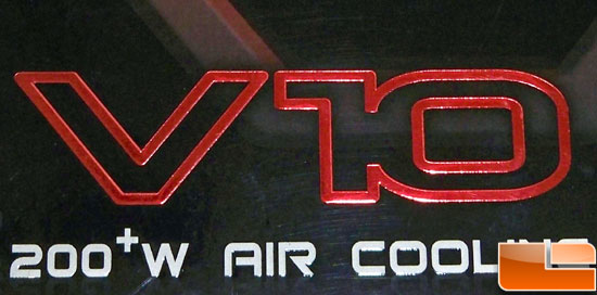 Cooler Master V10 CPU Cooler Review