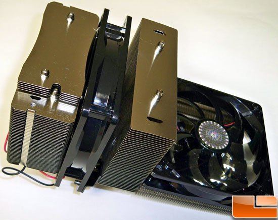 Cooler Master V10 heat sink