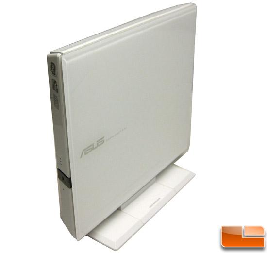 ASUS SDRW-08D1S-U External DVD-RW USB 2.0 Slim  Drive