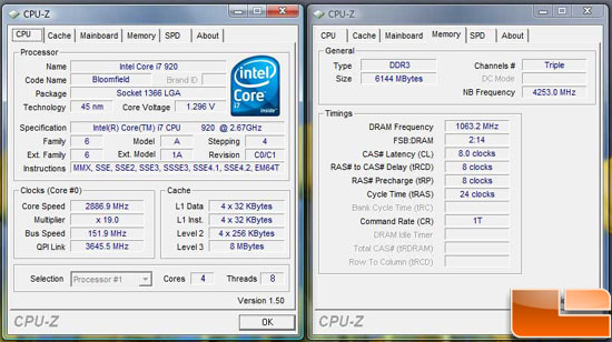 ASUS Rampage 2 Extreme Memory Overclock