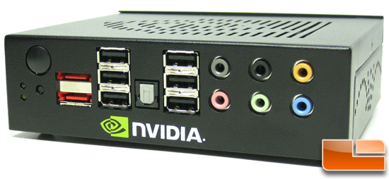 NVIDIA Ion PC Top