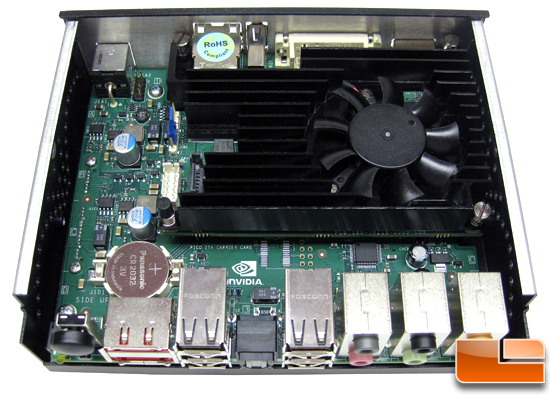 NVIDIA Ion PC Inside