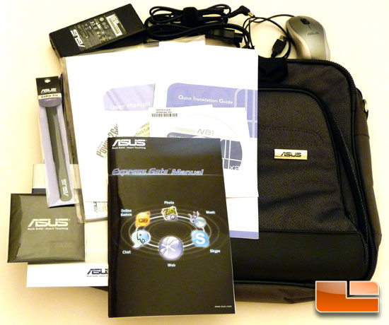ASUS N81Vp Notebook Bundle