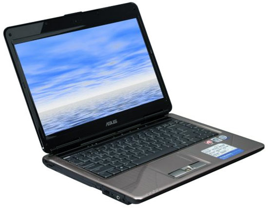 ASUS N81Vp Notebook
