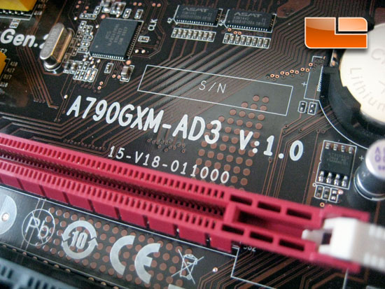 ECS A790GXM-AD3 Motherboard Review
