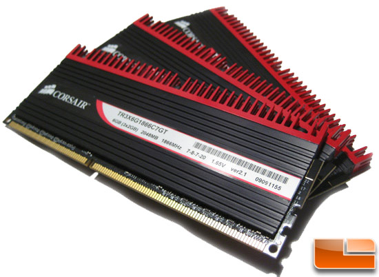 Corsair Dominator GT Memory Kit