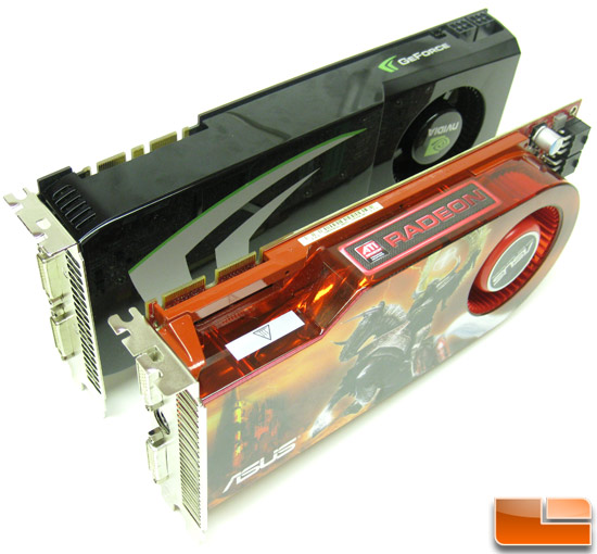 Radeon HD 4890 versus GeForce GTX 275