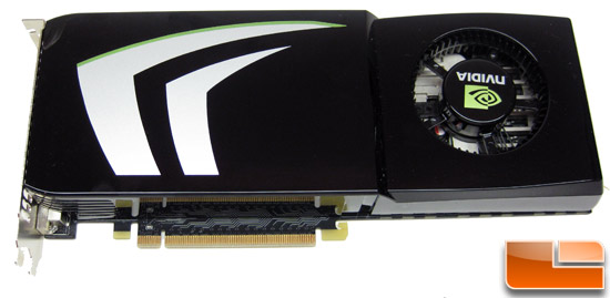 NVIDIA GeForce GTX 275 Graphics Card Front