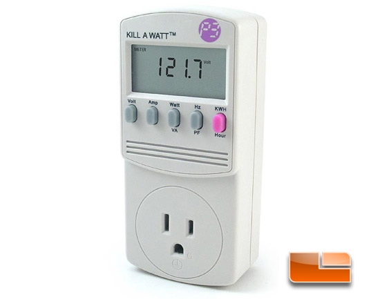 P3 Kill-A-Watt Power Meter