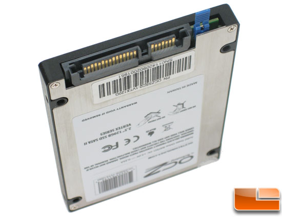 OCZ Vertex 120GB SSD Firmware Jumper