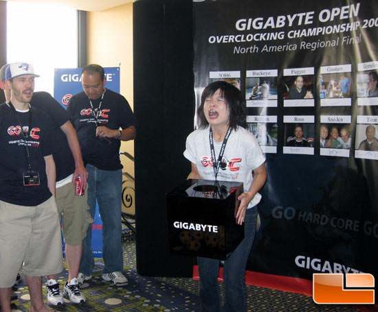 GOOC 2009 Kicks Off – 13 Overclockers Face Off