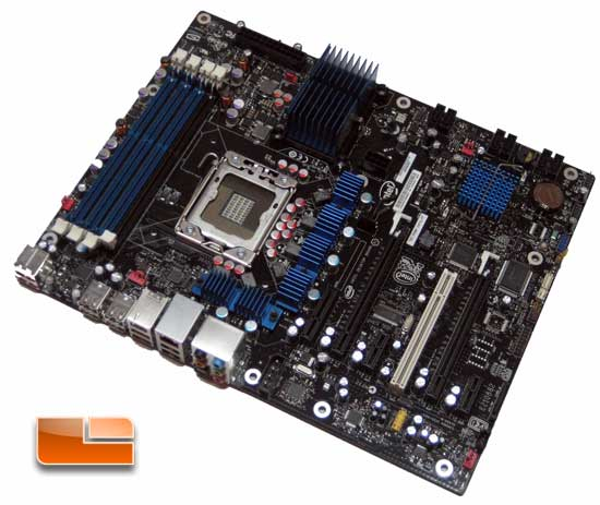 Intel DX58SO X58 Express Chipset Motherboard Review