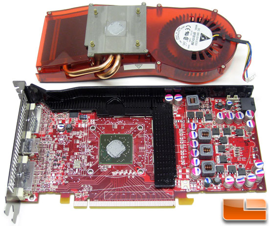 ATI Radeon HD 4770 512MB Video Card